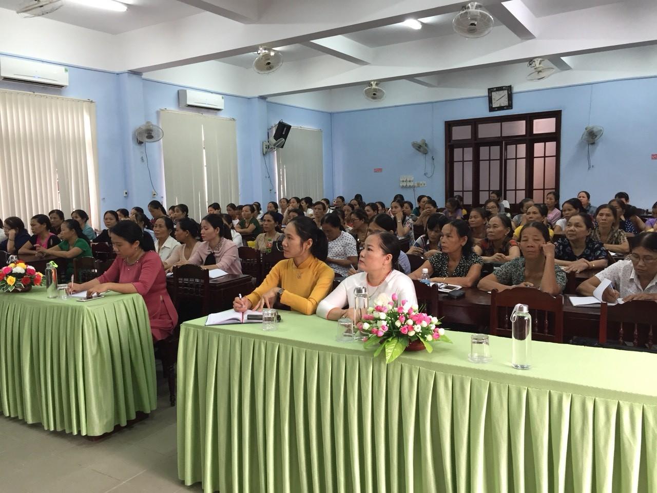 Hội LHPN Việt Nam thị xã Hương Trà: Tổ chức tập huấn công tác Hội năm 2020