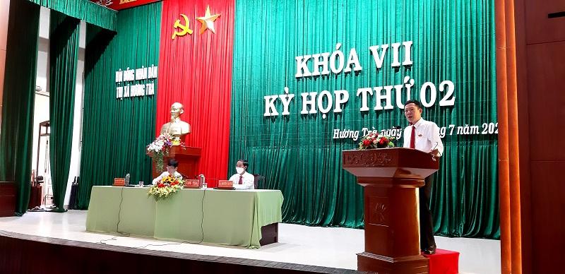 HĐND Hương Trà thông qua Nghị quyết phát triển KTXH 6 tháng đầu năm 2021