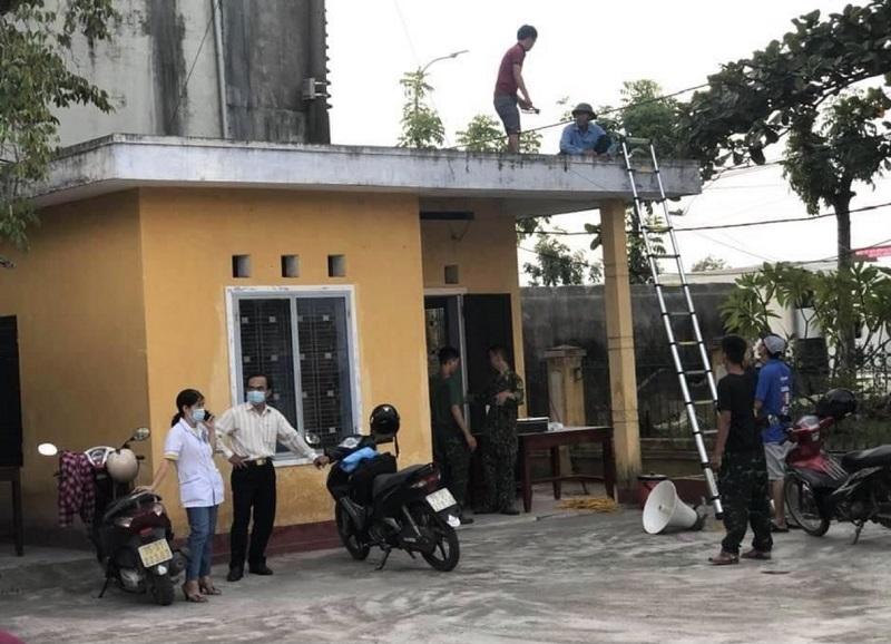 Chỉ thị của Ban Thường vụ Thị ủy Hương Trà  về việc tăng cường công tác phòng, chống dịch Covid-19