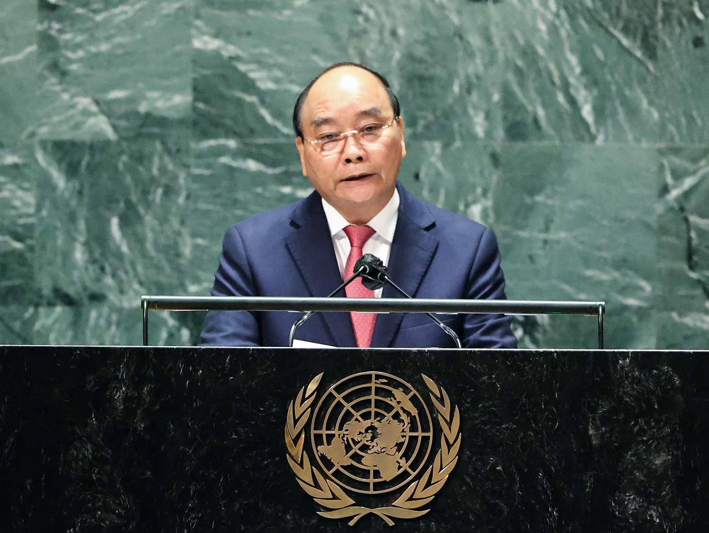 Việt Nam là thành viên tích cực, đóng góp trách nhiệm vào nỗ lực chung của cộng đồng quốc tế*